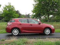 Photo 4 Essai Lexus CT200h 2011