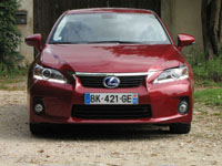 Photo 5 Essai Lexus CT200h 2011