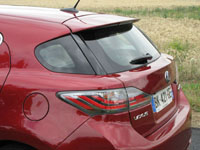 Photo 9 Essai Lexus CT200h 2011
