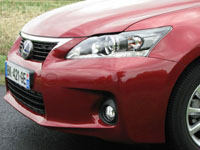 Photo 10 Essai Lexus CT200h 2011
