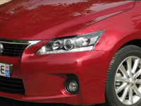 Photo 11 Essai Lexus CT200h 2011