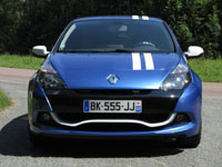 Photo 1 Essai Renault Clio RS Gordini 2011