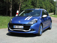Photo 2 Essai Renault Clio RS Gordini 2011