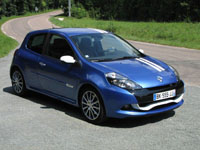 Photo 4 Essai Renault Clio RS Gordini 2011