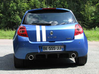 Photo 6 Essai Renault Clio RS Gordini 2011