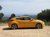 Photo 2 Essai Hyundai Veloster 1.6 GDI 140 2011