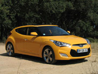 Photo 3 Essai Hyundai Veloster 1.6 GDI 140 2011