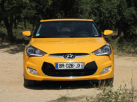 Photo 4 Essai Hyundai Veloster 1.6 GDI 140 2011