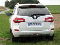 Photo 1 Essai Renault Koleos 2.0 dCi 150 2011
