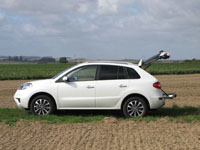 Photo 3 Essai Renault Koleos 2.0 dCi 150 2011
