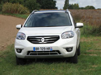 Photo 26 Essai Renault Koleos 2.0 dCi 150 2011