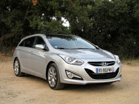 Photo 5 Essai Hyundai i40sw 1.7 CRDi 136 2011