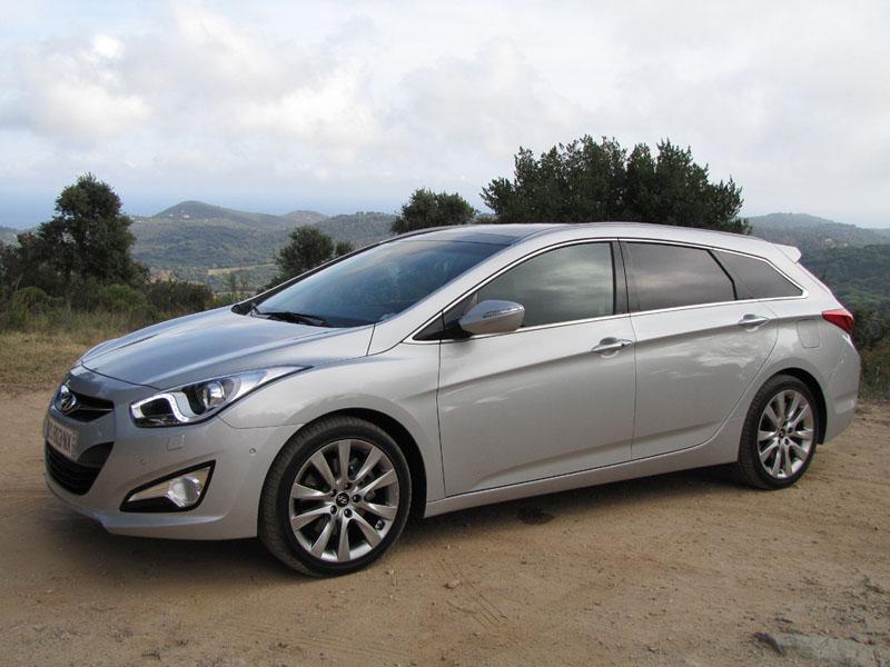 Essai Hyundai i40sw 1.7 CRDi 136 2011 par Jean-Michel Lainé