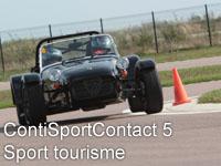 Continental Conti Sport Contact 5 par Olivier Maheo - Photos Cédric Prowler