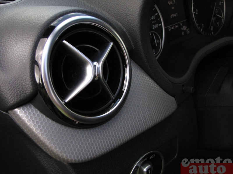 Photo Mercedes B200 CDI modèle 2012