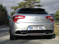 Photo 3 Essai Citroën DS5 2.0 HDi 160 2011