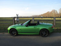 Photo 11 Essai Mazda MX5 2.0 MZR 160 Black by MX5 2011