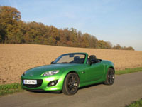 Photo 12 Essai Mazda MX5 2.0 MZR 160 Black by MX5 2011