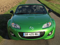Photo 14 Essai Mazda MX5 2.0 MZR 160 Black by MX5 2011