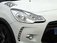 Photo 1 Essai Citroën DS3 Racing 2011