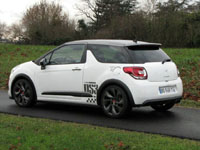 Photo 25 Essai Citroën DS3 Racing 2011