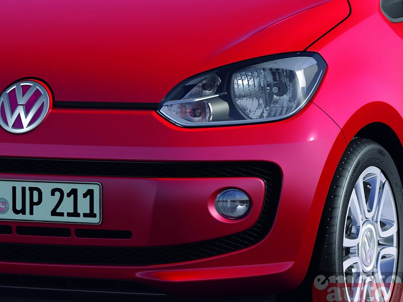 Photo Volkswagen Up 1.0 60 modèle 2012