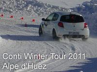 Conti Winter Tour 2011 par Olivier Maheo