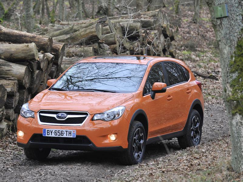 Essai Subaru XV 2.0D 2012 par Jean-Michel Lainé
