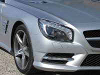 Photo 1 Essai Mercedes SL 500 2012