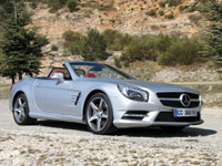 Photo 5 Essai Mercedes SL 500 2012
