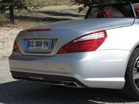 Photo 6 Essai Mercedes SL 500 2012