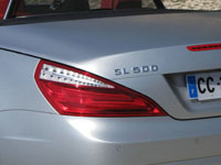 Photo 10 Essai Mercedes SL 500 2012