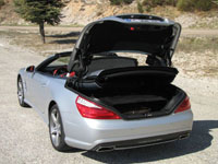 Photo 11 Essai Mercedes SL 500 2012