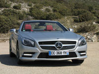 Photo 20 Essai Mercedes SL 500 2012