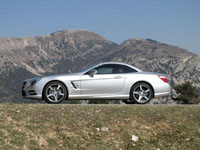 Photo 21 Essai Mercedes SL 500 2012