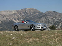 Photo 24 Essai Mercedes SL 500 2012