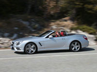 Photo 27 Essai Mercedes SL 500 2012
