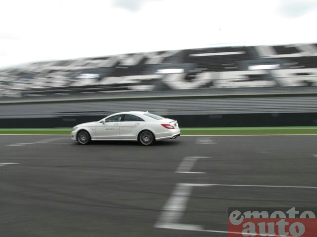 Mercedes AMG Live 2012 � Magny Cours : CLS AMG