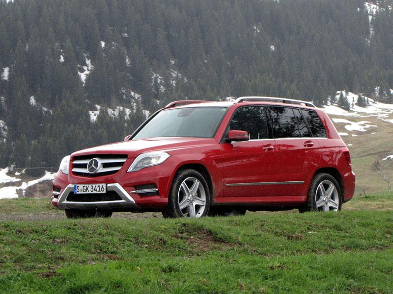 Essai Mercedes GLK 250 BlueTec 2012 par Jean-Michel Lainé