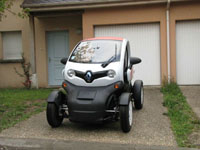 Photo 7 Essai Renault Twizy 80 2012