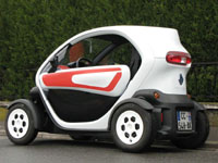Photo 8 Essai Renault Twizy 80 2012