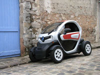 Photo 11 Essai Renault Twizy 80 2012