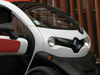Photo 14 Essai Renault Twizy 80 2012