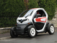 Photo 22 Essai Renault Twizy 80 2012