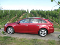 Photo 6 Essai Chevrolet Cruze SW 1.7 VCDI 131 et 1.4 16v 140 2012