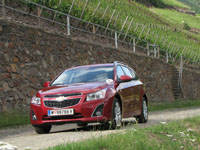 Photo 8 Essai Chevrolet Cruze SW 1.7 VCDI 131 et 1.4 16v 140 2012