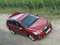 Photo 9 Essai Chevrolet Cruze SW 1.7 VCDI 131 et 1.4 16v 140 2012