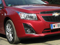 Photo 10 Essai Chevrolet Cruze SW 1.7 VCDI 131 et 1.4 16v 140 2012