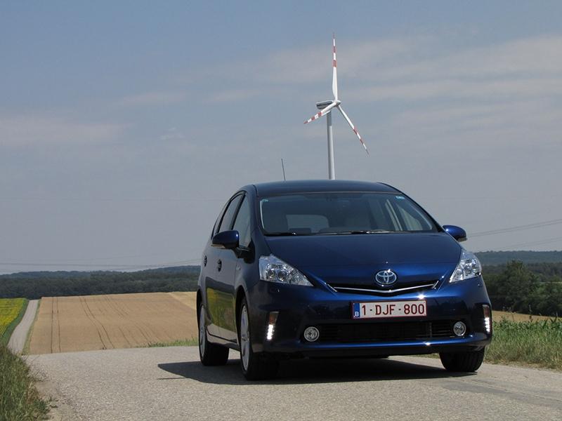 Essai Toyota Prius+ 2012 par Jean-Michel Lainé