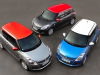 Photo 1 Essai Suzuki Swift 1.3 DDiS 75 So Color et Little Marcel 2012